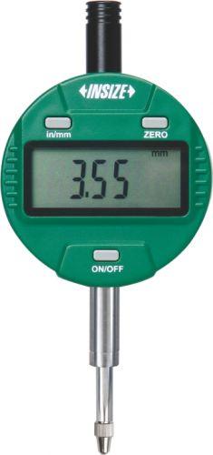 Ceas comparator digital INSIZE 2112-10 /cu toarta la spate / rezolutie 0,01mm