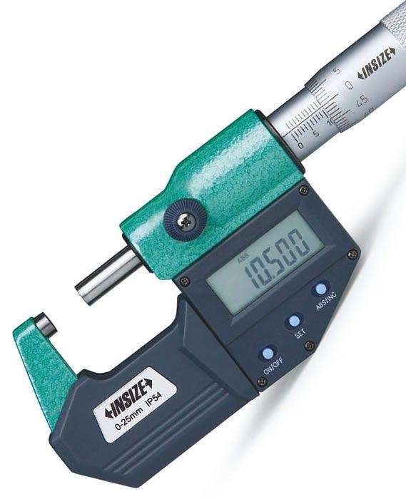 Micrometru digital