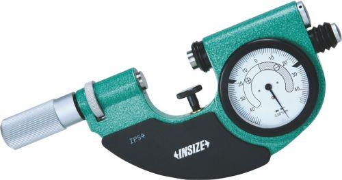 Micrometru cu cadran si sunet INSIZE 3334-100/ip54