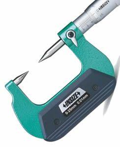 Micrometru pentru arbori canelat