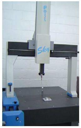 Maşina de măsurat în coordonate Poli sky 3 manual second hand