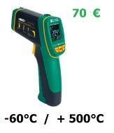infraroșu termometru